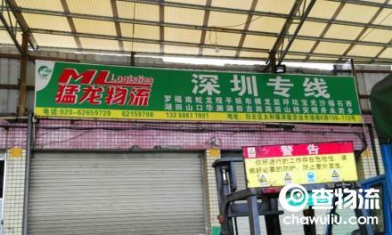 【猛龙物流】广州至深圳专线